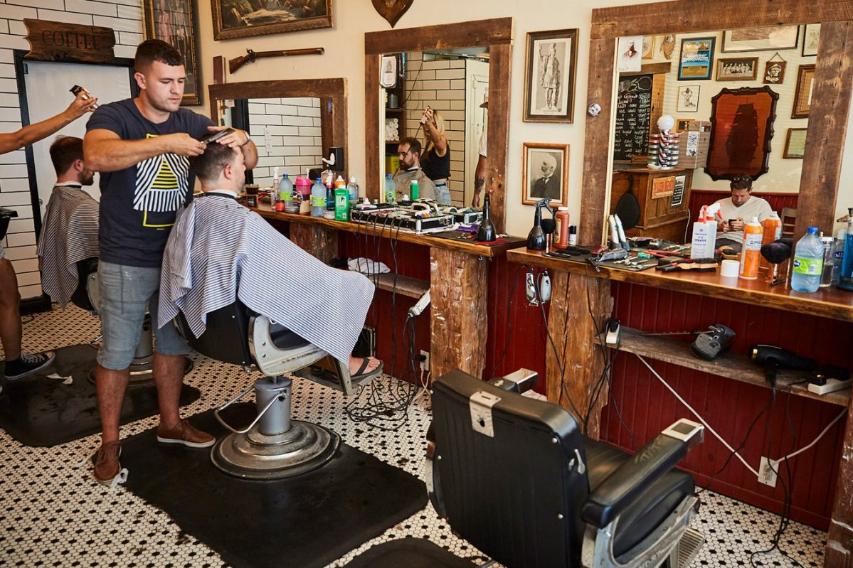 A Toronto Barber Shop Owner Asks to Allow Them to Operate as Black Market Salons Begin to Flourish
