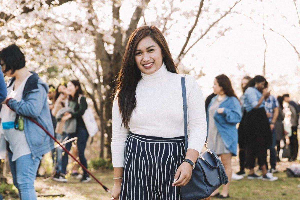 Cherry Blossom Street Style Inspirations from High Park