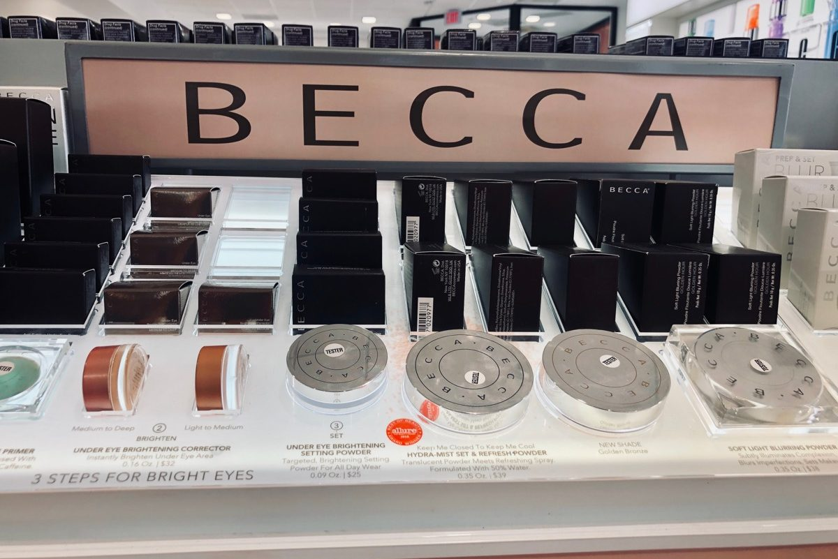 Becca Cosmetics to Close Because of the Pandemic